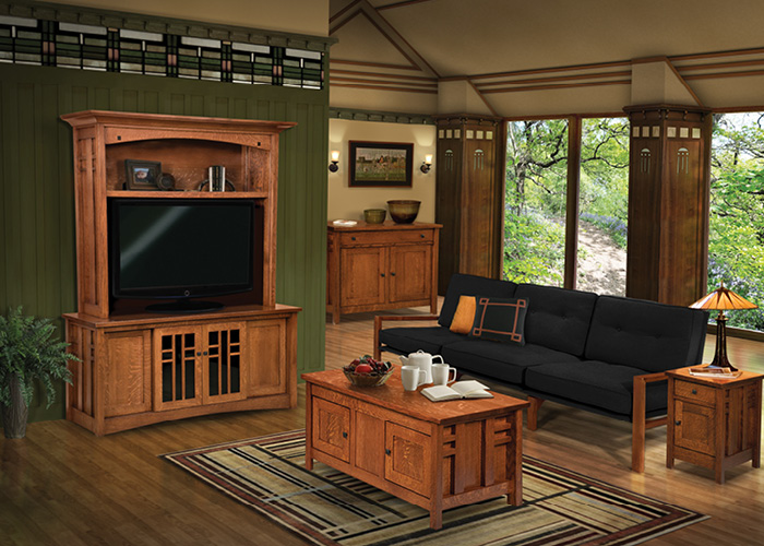 Living Room Furniture - Heartland Amish Furniture