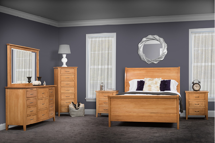 Bedroom Furniture - Heartland Amish Furniture