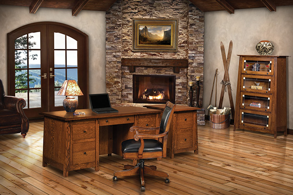 ... Solid Wood Entertainment Furniture, Including Desks, Bureaus, Office  Credenzas, Office Tables, Desk Chairs, File Cabinets, Bookcases, Printer  Stands, ...