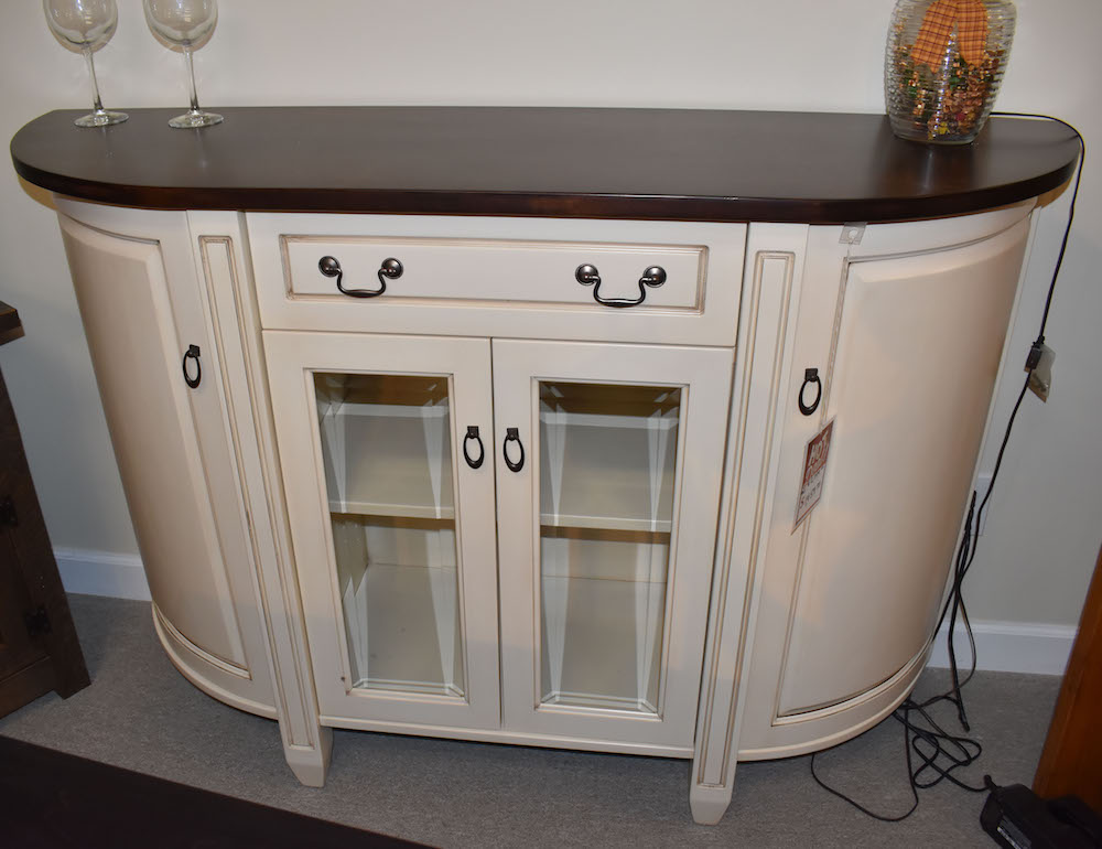 Adrian 4 Door/1 Drawer Buffet