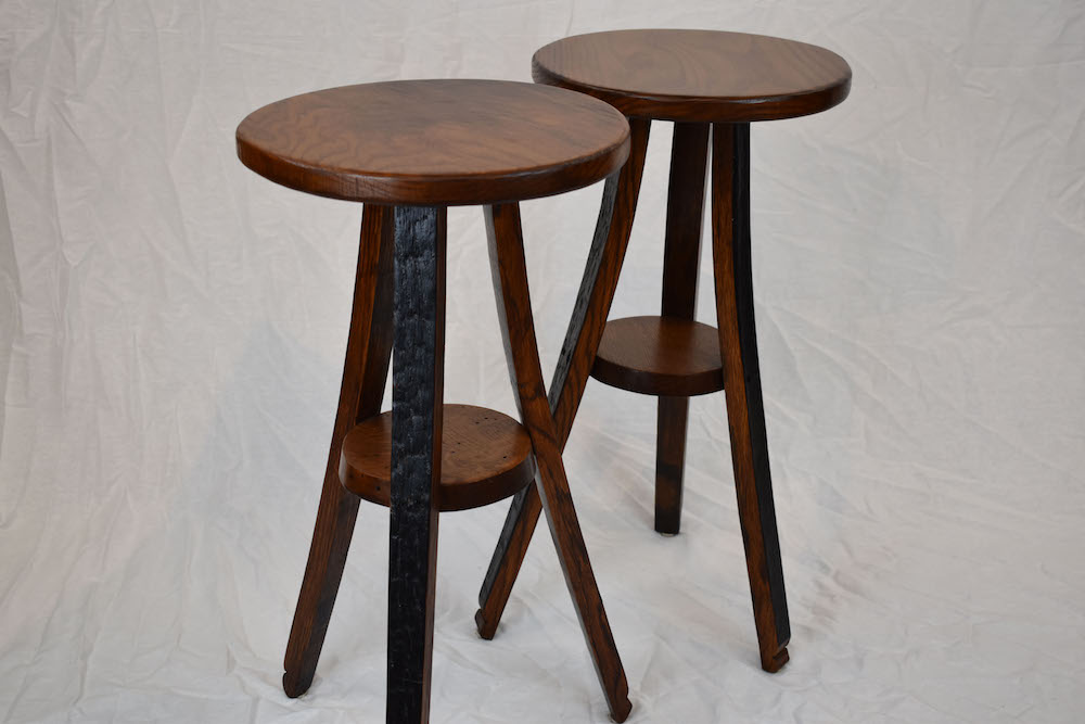 Circle End Tables